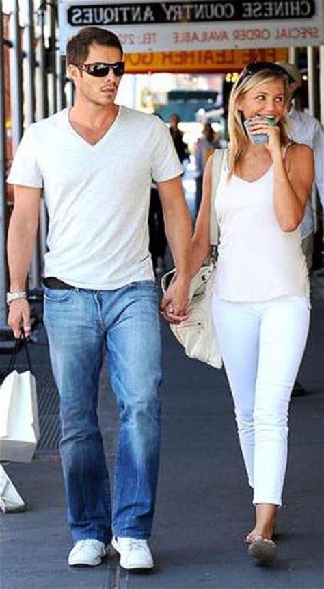Cameron Diaz Dating Uma Ex by So Who Is Current Cameron Diaz Boyfriend