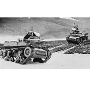 Light Tanks T14/T16
