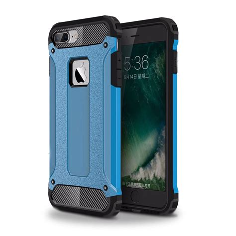 shockproof heavy duty armor hybrid rugged cover for iphone 7 7 plus ebay