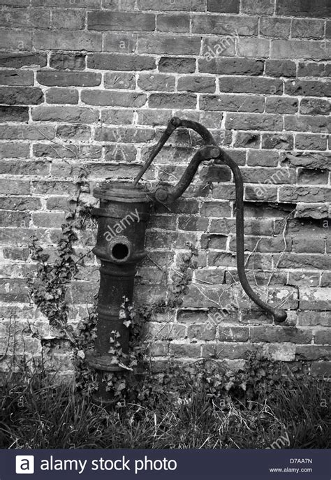 Against A Brick Wall water against a brick wall stock photo 56161273