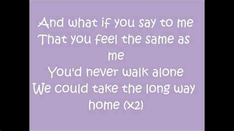 the ready set way home lyrics