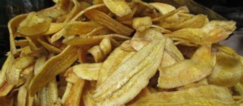 resep keripik pisang manis gurih homemade  cocok