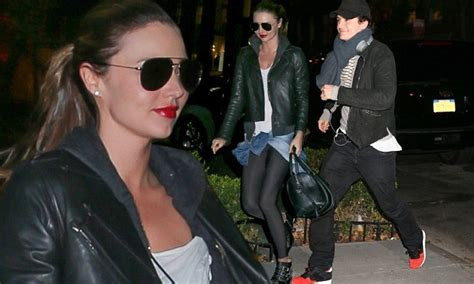 Ignorant Of The Day Orlando Bloom by Miranda Kerr Pictured For Time Since Split And