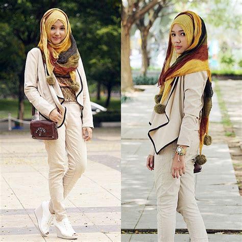 Dijamin Miyo White Setelan Baju Pendek Celana Pendek S M L supaya nggak terlalu formal 8 padu padan blazer inilah