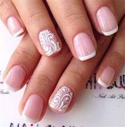 nail desines for short nails french great ideas