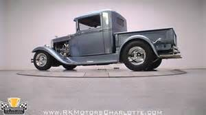 132377 1930 ford model a pickup   youtube