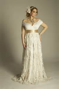 Kiyonna s stylish plus size wedding dress apparel is perfect for