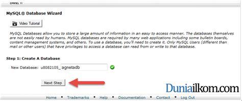 membuat nama korea online membuat nama database dari cpanel duniailkom