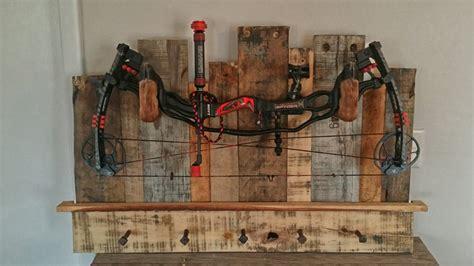 rustic bow rack  apehl  lumberjockscom woodworking