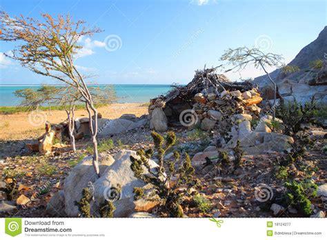 Hutte Primitive hutte primitive photographie stock libre de droits image