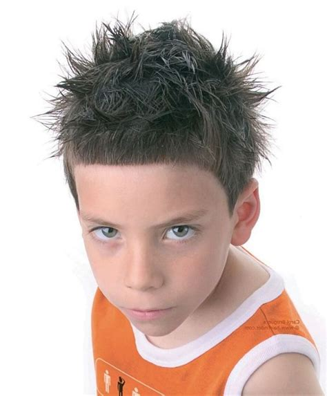 styling spiky hair boy cool boy spiky hairstyles ideas for boys hairzstyle com