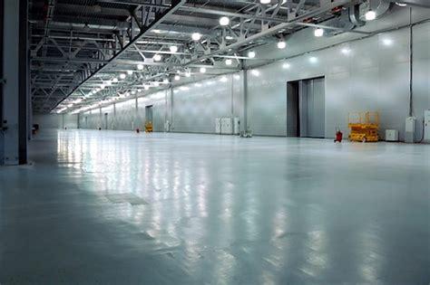 factory floor scs cleaning floor finishing