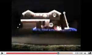 2004 christmas house lights display by carson williams of