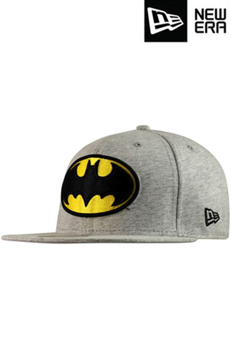 gorras dc new era gorra new era dc comics quot batman jersey quot 59fifty