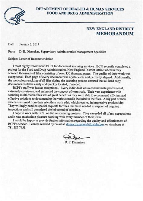 Endorsement Letter From Doh appreciation letter to customer appreciation letters