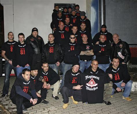 Motorrad Club Cottbus by Supporter Migranten Streetgangs