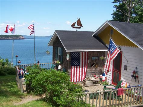 new brunswick oceanfront cottages cobello island vacation rental vrbo 117215ha 3 br
