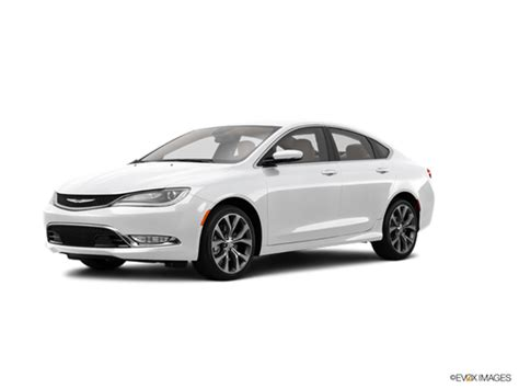 How Much Are Chrysler 200 by 2016 Chrysler 200 Kelley Blue Book