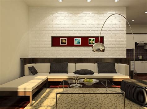 arc l living room sleek stainless steel arc floor l for industrial living room white sectional sofa and painted