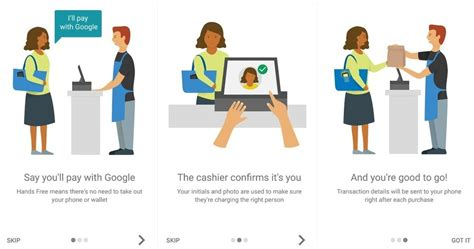 is google s new hands free app the future of mobile payments google wants you to make payments with your face the