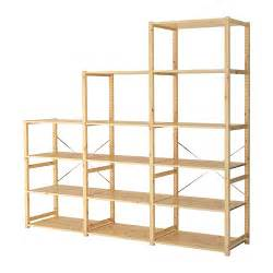 ikea shelving ivar 3 sections shelves ikea