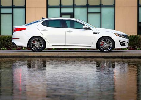 2014 kia optima review specs pictures mpg price