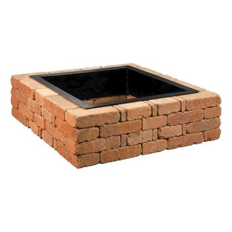 Menards Firepit Incindio Pit At Menards Home Pinterest