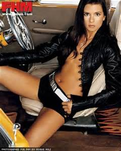 my sports collection: danica patrick hot