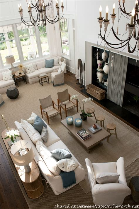 living room southern living home pinterest tour the beautiful 2014 southern living idea house in