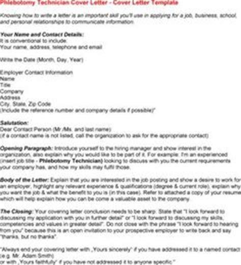 cover letter exles for phlebotomist phlebotomy resume objective resume cover letter sles