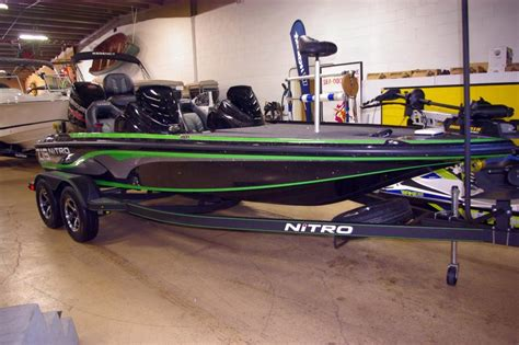nitro marine boats for sale nitro boats for sale in new york
