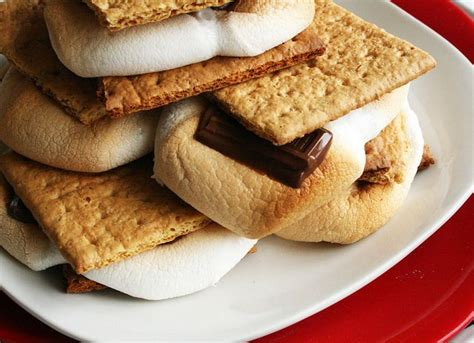 oven baked s mores sweet tooth pinterest
