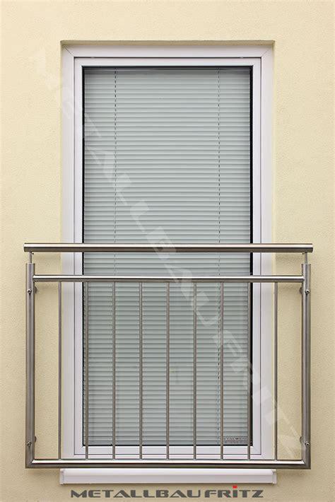 französischer balkon edelstahl franz 246 sischer balkon 63 01