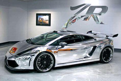 Chrome Folie Auto Erlaubt by Chrom Stier Mit 1500 Ps Lamborghini Gallardo Von Zr Auto