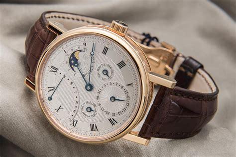 modest size classic watch breguet 5447br classique grande