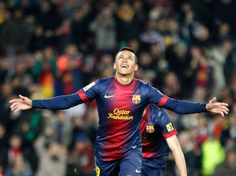 alexis sanchez barca stats alexis sanchez el ni 241 o maravilla proves his worth to