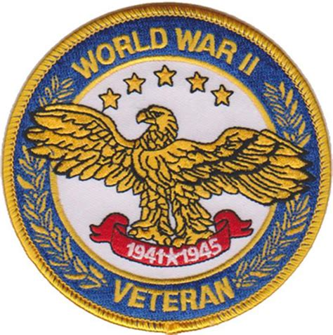 Gildan Civil War world war ii veteran patch u s marine corps patches
