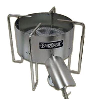 bayou classic sab4 stainless steel propane burner