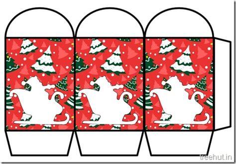 Permalink to Santa Gift Tags Printable Template