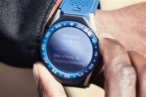 android wear  apps   tag heuer connected