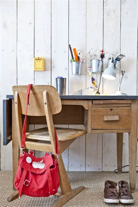 vintage style childrens desk vintage wood kids desk