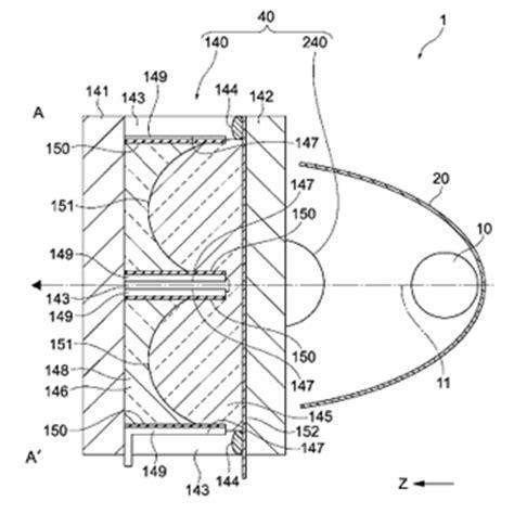 patents roundup (sony liquid lens, sigma nex lens