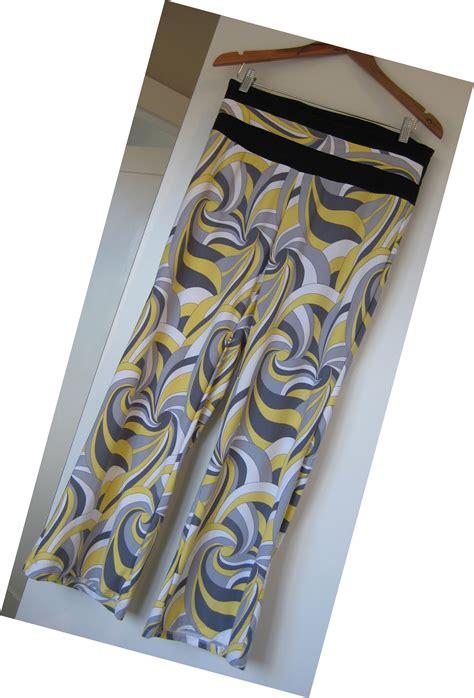 yoga pants pattern download yoga pants pattern sewing projects burdastyle com