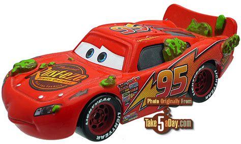 Keeping Secret Secret Mcqueen mattel disney pixar cars the secret of dirt tar