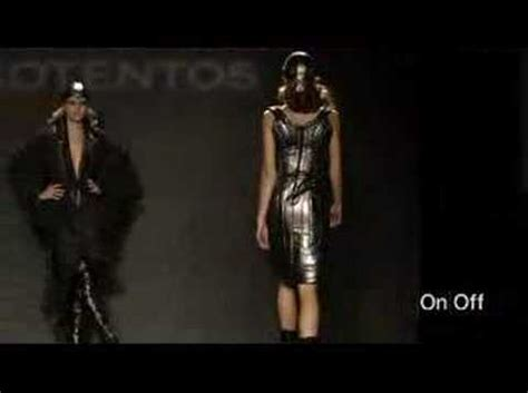 Fashion Week Aw08 Rodnik by Aw08 Fashion Week Christoforos Kotentos