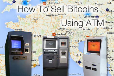 bitcoin atm tutorial how to sell bitcoins using bitcoin atm blog coin atm radar