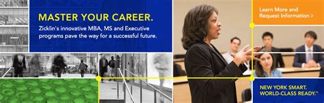 Baruch Mba Career by Baruch College The City Of New York Cuny