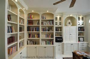 White Horizontal Bookcase Custom Bookcases Orlando Wood Shelving Wooden Wall