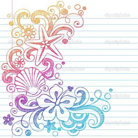 summer doodle free vector doodle inspo design