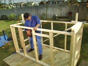 Diy Playhouse Plans by How To Build A Backyard Playhouse How Tos Diy